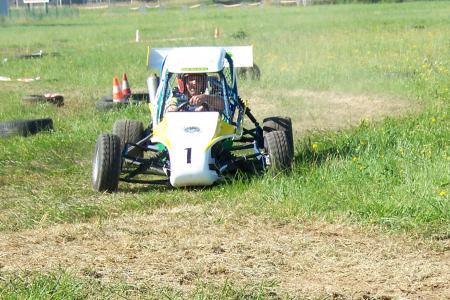 Journée découverte Sprint-car 2010
