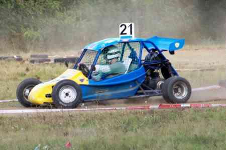 Journée découverte Sprint-car et 20 ans de l'Ecurie