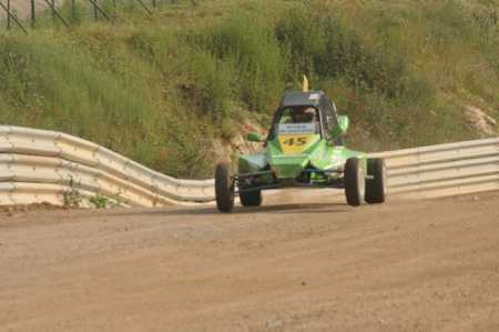 Sprint car de Sougy