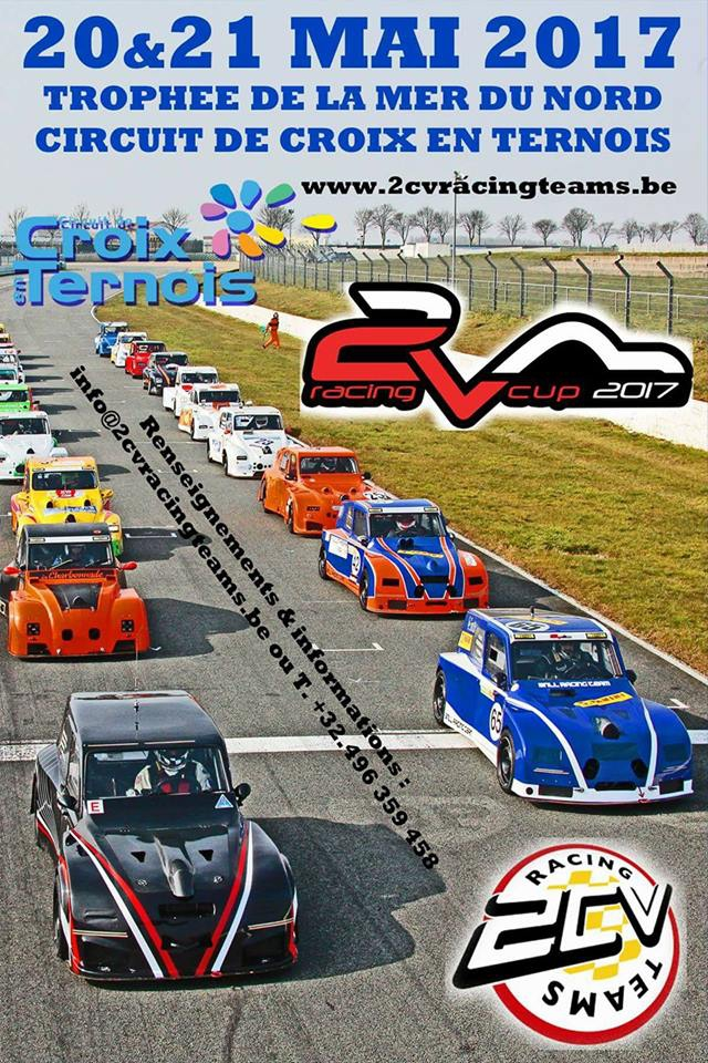 2cv racing cup croix en ternois ecurie du giennois. Black Bedroom Furniture Sets. Home Design Ideas