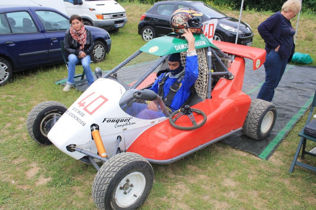 Rencontre nationale ufolep karting